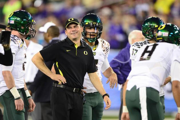 Oregon Football: Why Mark Helfrich Is the Best Replacement for Chip Kelly