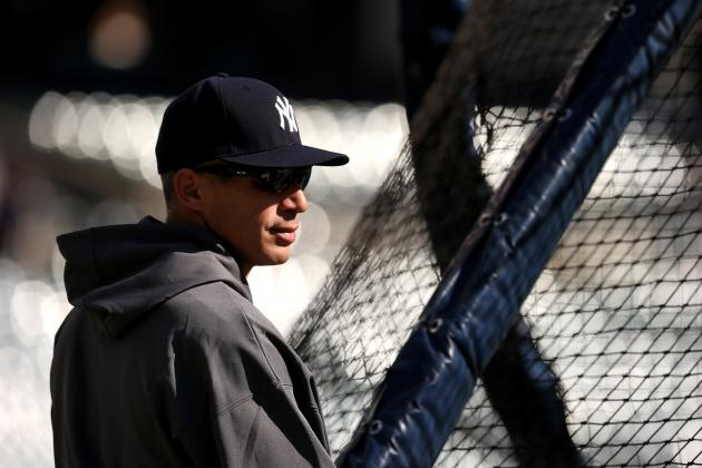 New York Yankees: 5 Potential Batting Orders for the Bombers in 2013