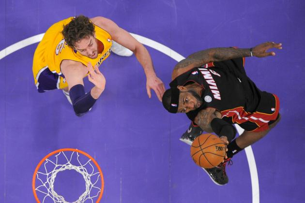 Miami Heat vs. L.A. Lakers: Postgame Grades and Analysis