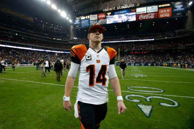 5 Areas the Bengals Need to Improve the Most to Become Contenders in 2013