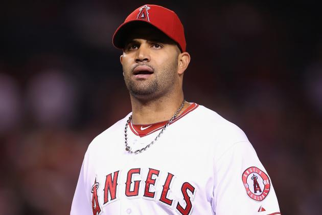 Ranking the Los Angeles Angels' Best Potential Lineups for 2013