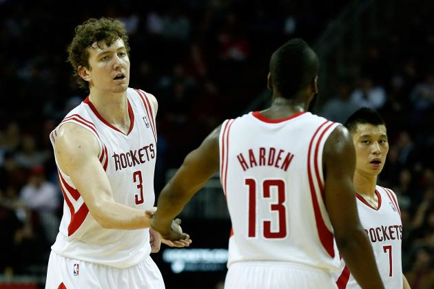 5 Reasons the Houston Rockets Are Surprising
