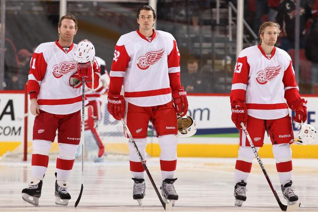 Detroit Red Wings: 5 Players Who Will Need to Have Their Best Years Yet