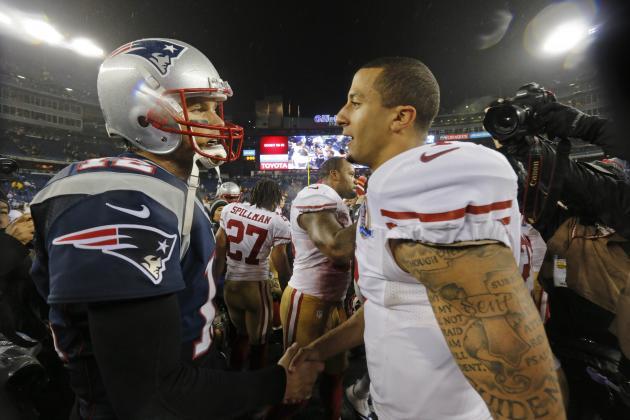 2013 NFL Playoffs: Power Ranking Super Bowl XLVII's Potential Matchups