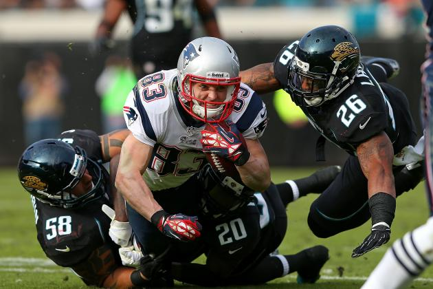 AFC Championship: Five Key Injuries for the Ravens-Patriots Game
