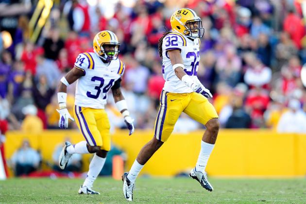 LSU Football: 5 Players Most Important to Rebuilding Tigers' Defense