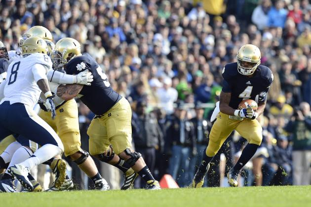 Notre Dame Football: 5 Offseason Issues to Address