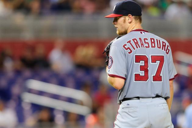 What Stephen Strasburg Must Do to Become the Best Overall Pitcher in MLB