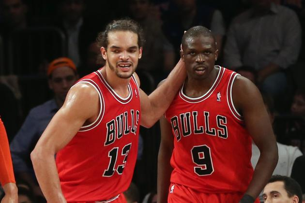 Chicago Bulls Midseason Report Card: Grading the Team's First Half