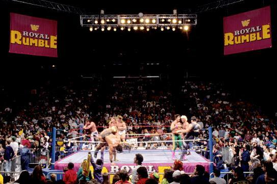 My 10 Favorite WWE Royal Rumble Memories