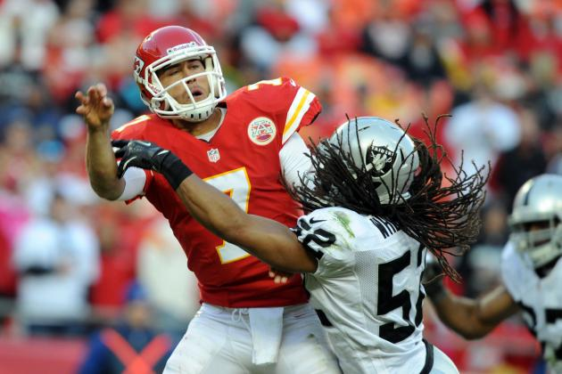 Oakland Raiders: Which Pending Free Agents Could Return in 2013?