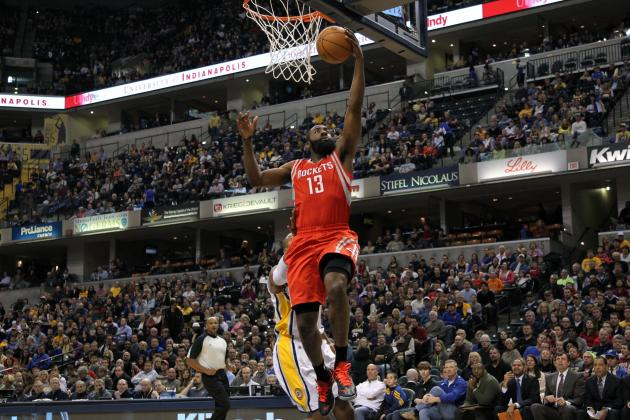 Houston Rockets vs. Indiana Pacers: Postgame Grades and Analysis for Houston