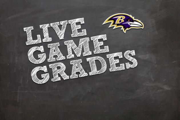 Ravens vs. Patriots: Final Game Grades, Player Analysis for Baltimore