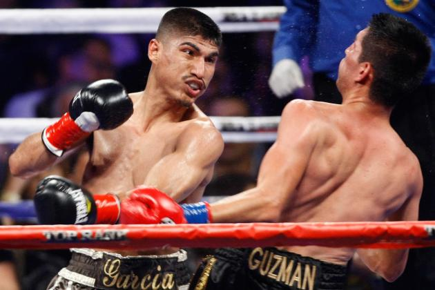 4 Reasons Mikey Garcia Can Beat Orlando Salido in Featherweight Battle