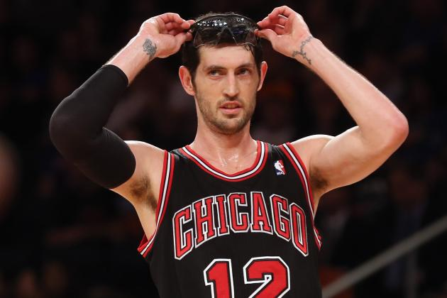 5 Chicago Bulls Players Who Must Step Up in Season's Second Half