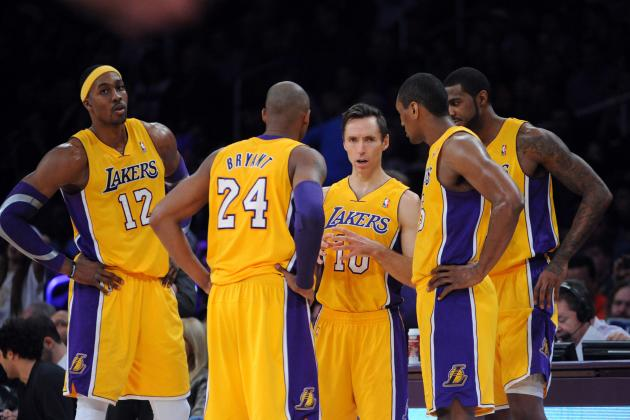 8 Things the Lakers Did and Didn't Change vs. Miami