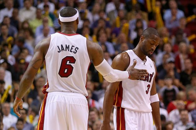 Ranking the Miami Heat Among the NBA's Title Contenders