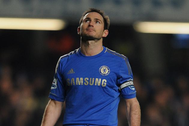 World Football Gossip Roundup: Frank Lampard, Wesley Sneijder, Lewis Holtby