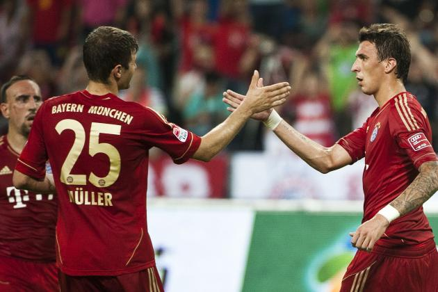 What We Learned from Bayern Munich's 2-0 Win Against Greuther Fuerth