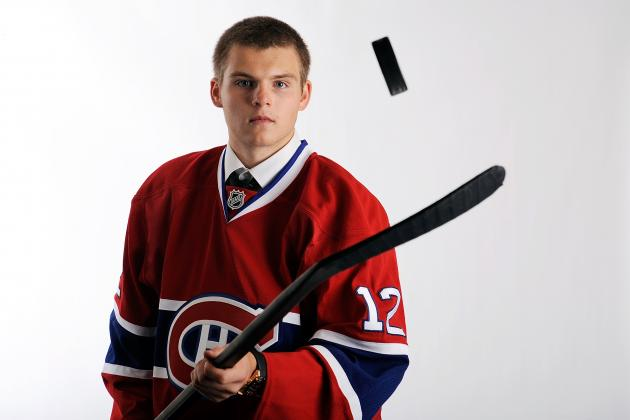Montreal Canadiens: Predicting Stats for the Habs' Top 10 Players in 2013