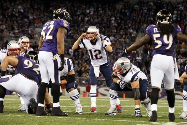 Ravens vs. Patriots: 5 Matchups That Will Decide AFC Championship Game