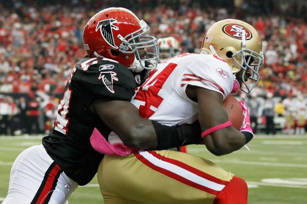 49ers vs. Falcons: 5 Matchups That Will Decide NFC Championship Game