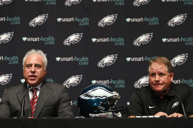 Philadelphia Eagles: 2013 Seven-Round Mock Draft