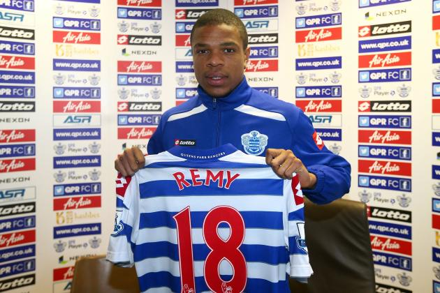 Loic Remy: Analysis of the Striker's QPR Debut