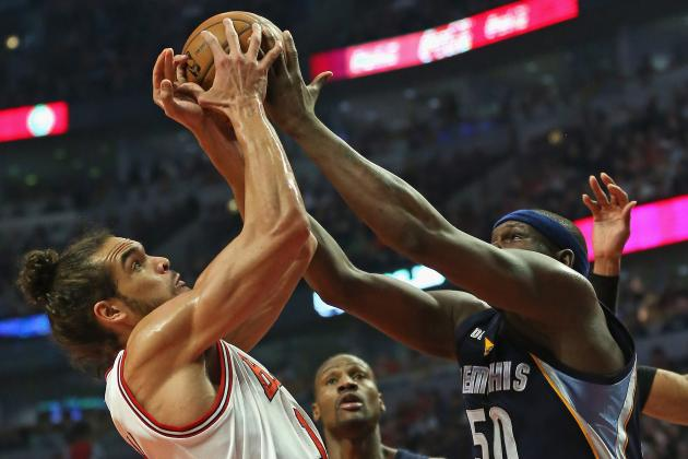 Memphis Grizzlies vs. Chicago Bulls: Postgame Grades and Analysis for Chicago