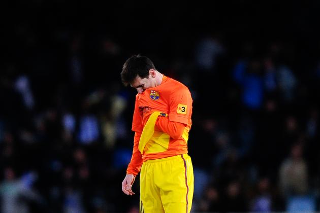 FC Barcelona: 5 Reasons for the Catalans' Loss at Anoeta