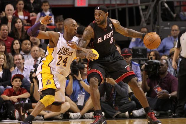 Mock 16-Player NBA 1-on-1 Tournament: Matchups and Predictions