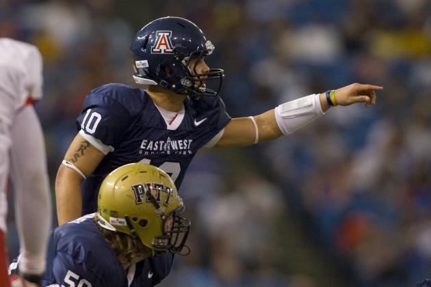2013 Shrine Game Results: Winners & Losers Before the NFL Draft