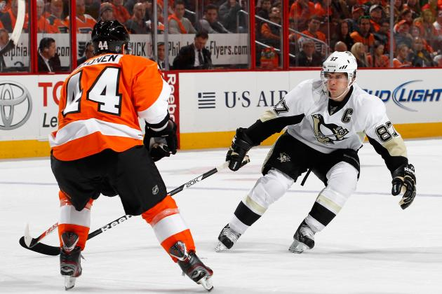 Penguins vs. Flyers: 5 Things the Penguins-Flyers Game Taught Us