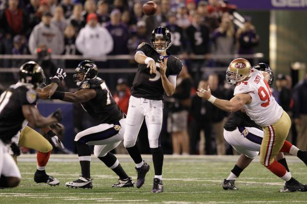 Realistic Stat Projections for the Stars of Super Bowl XLVII