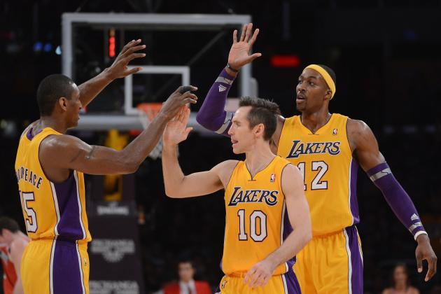 5 Keys to Watch as Lakers Make Playoff Push in Season's 2nd Half