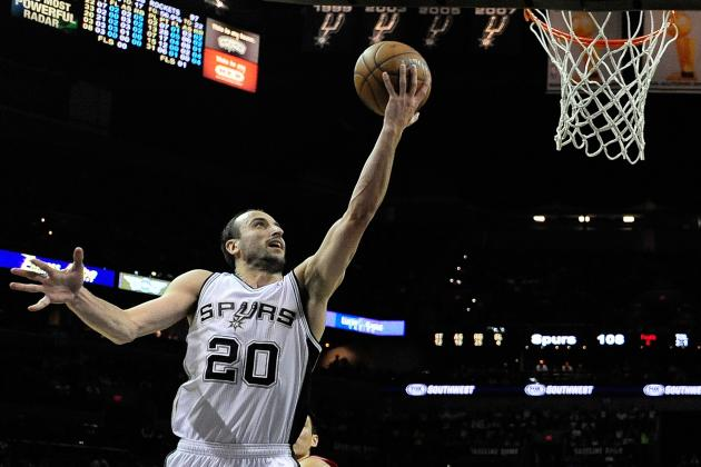 5 Keys to Watch as Spurs Make Playoff Push in Season's 2nd Half