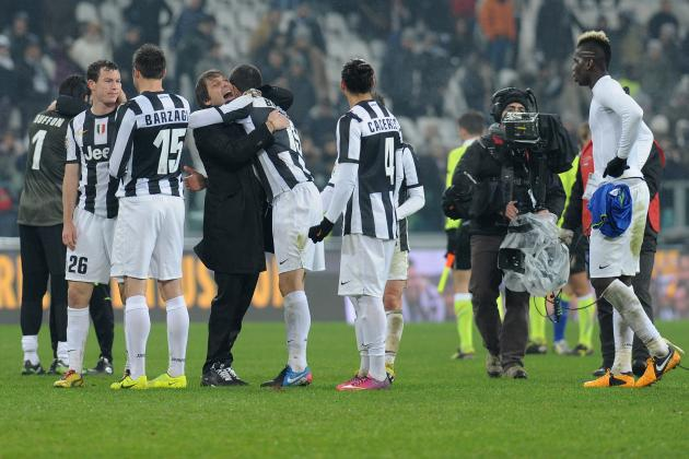 Juventus vs. Udinese: 6 Things We Learned