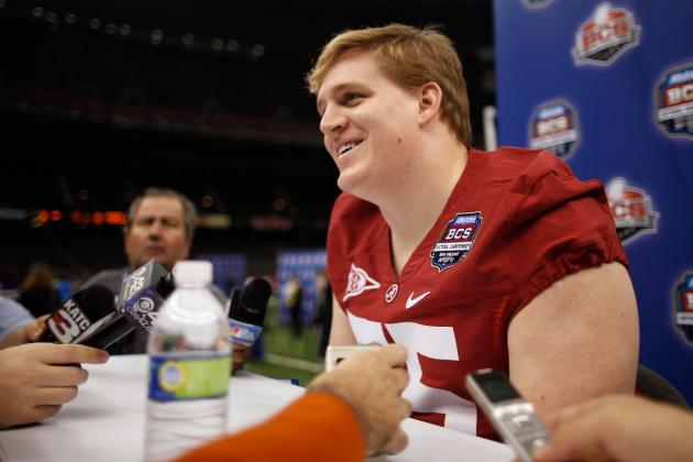 2013 NFL Draft: Best O-Line Prospects in This Year's Class