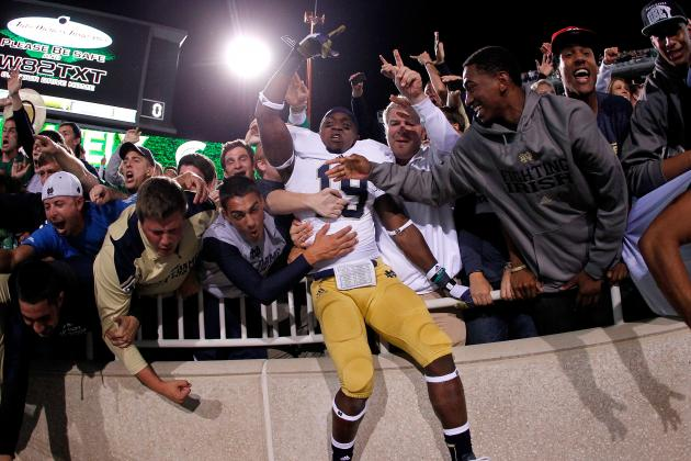 Notre Dame Football: 5 Under-the-Radar Players Who Will Emerge in 2013