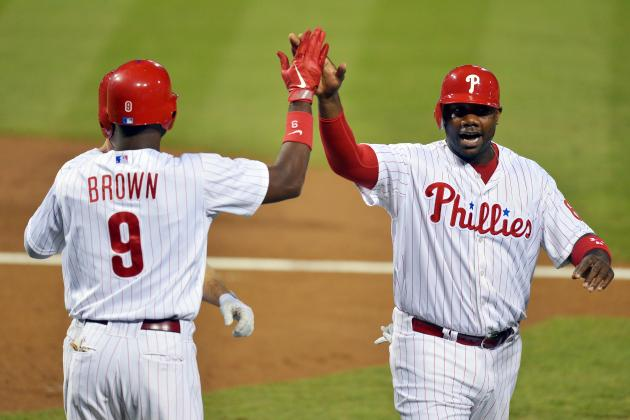 Philadelphia Phillies' 5 Most Expendable Players