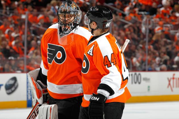 Philadelphia Flyers' 5-Step Plan to Avoid a Slow Start to 2013 Season
