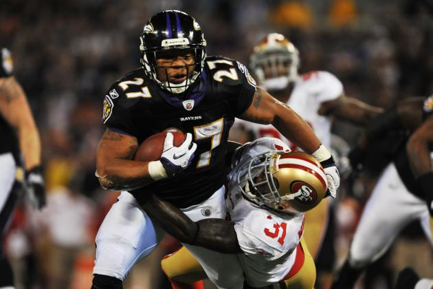 Power Ranking the Top 25 Players in Super Bowl XLVII