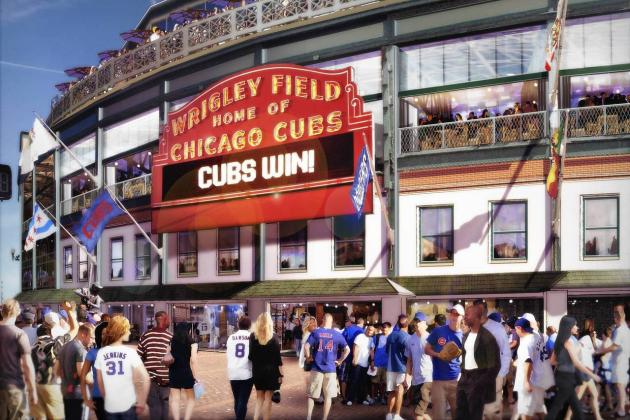 Chicago Cubs: Analyzing the Proposed Renovations to Wrigley Field