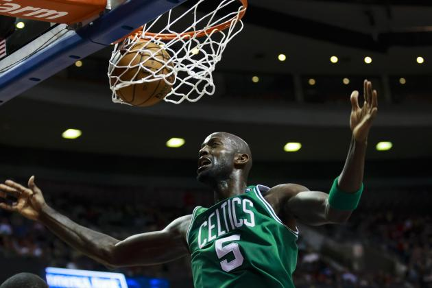 Boston Celtics vs. Detroit Pistons: Postgame Grades and Analysis for Boston