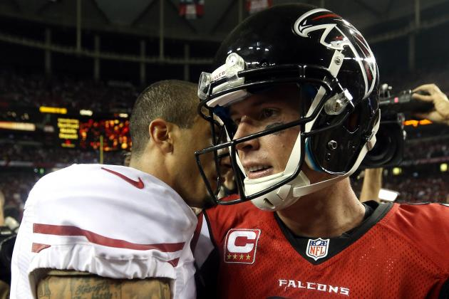 Report Card Grades for Every Starting QB in NFL Conference Championship Games