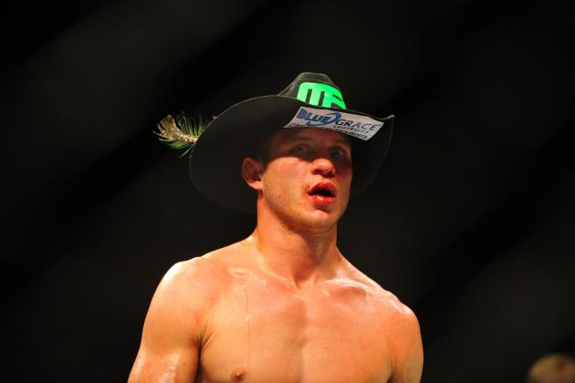 Most Well-Rounded Fighters in Each UFC Weight Class