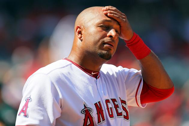 MLB Players That Could Hit the Waiver Wire in 2013