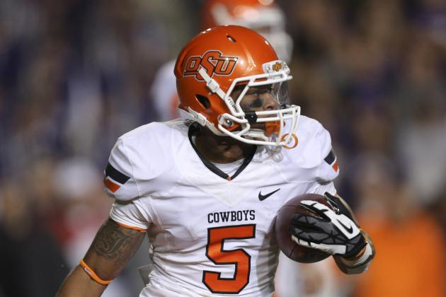 Oklahoma State Football: Predicting Which Cowboys Have the Most Potential