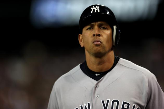 New York Yankees: What to Expect from Alex Rodriguez after Surgery in 2013?