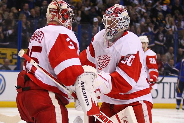 Detroit Red Wings: 5 Changes That Must Occur to Avoid Slow Start to 2013 Season